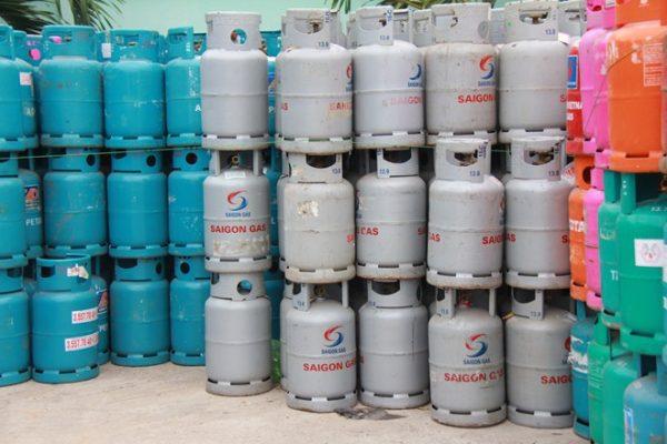 Thu mua vỏ bình gas