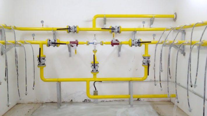 Tiêu chuẩn lắp đặt hệ thống gas