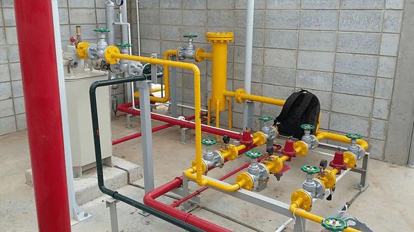 Tiêu chuẩn lắp đặt hệ thống cấp gas