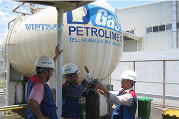 Thử áp hệ thống gas