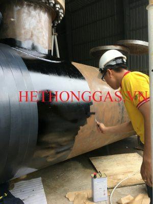 Bồn chứa gas chống ăn mòn