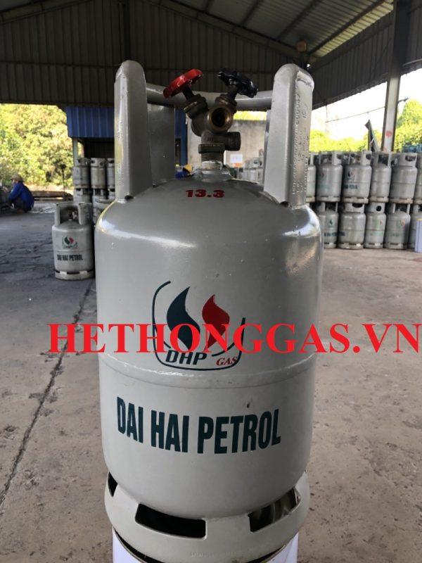 Bình gas dân dụng rút lỏng