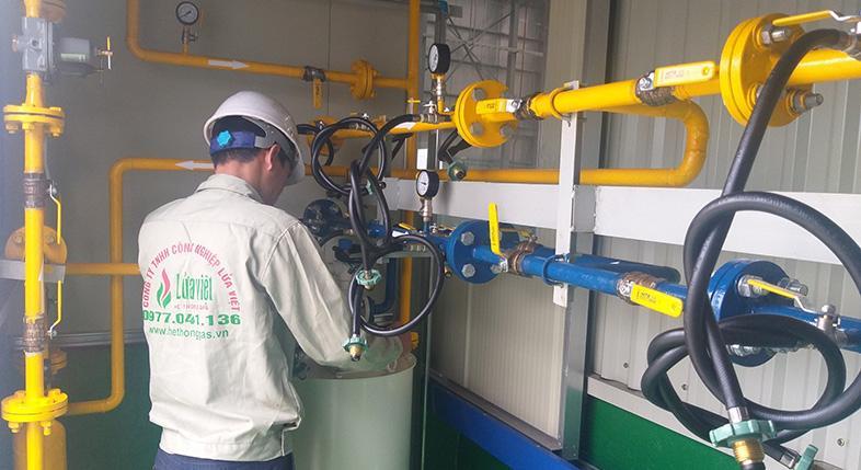 Những yếu tố kỹ thuật yêu cầu với một hệ thống gas an toàn