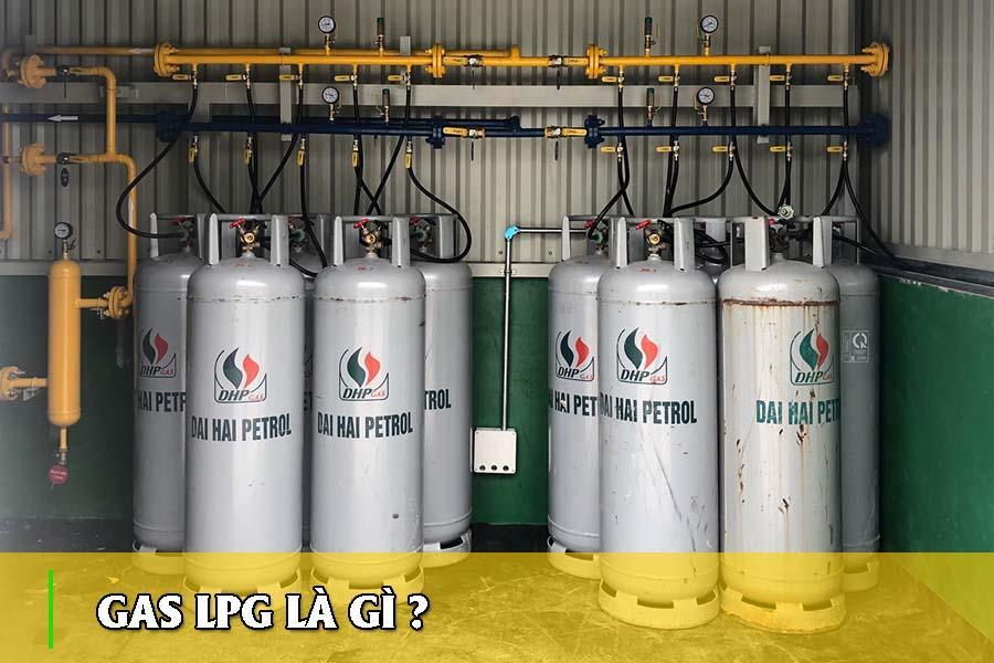 Gas LPG là gì ?